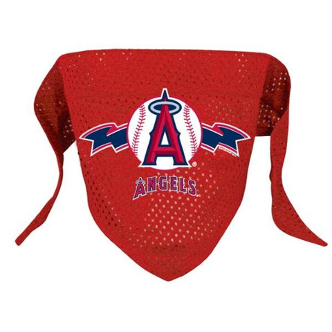 Los Angeles Angels Pet Mesh Bandana