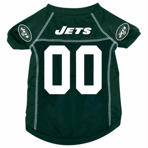 New York Jets Premium Dog Jersey