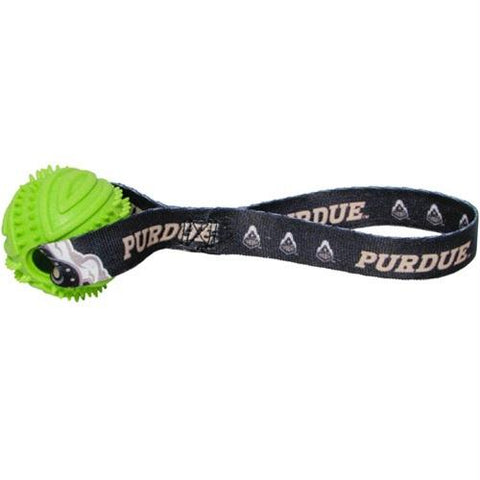 Purdue Boilermakers Rubber Ball Toss Toy