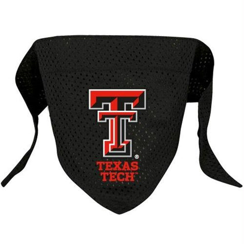Texas Tech Pet Mesh Bandana
