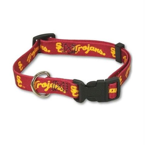 USC Trojans Dog Collar