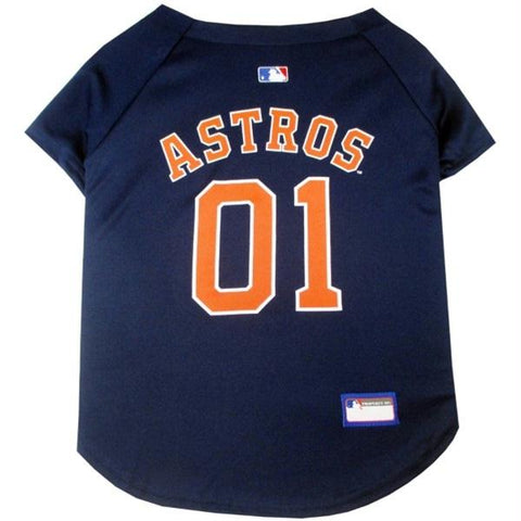 Houston Astros Pet Jersey - XXL