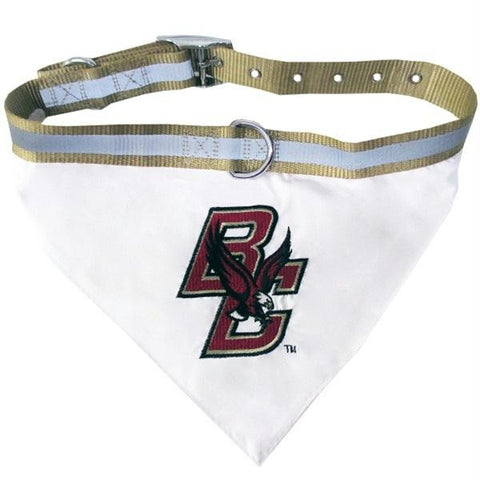 Boston College Eagles Pet Collar Bandana