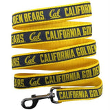 Cal Berkeley Golden Bears Pet Leash