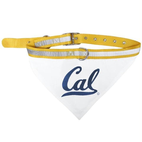 Cal Berkeley Pet Collar Bandana