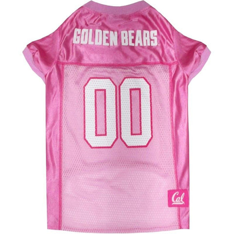 Cal Berkeley Pink Pet Jersey