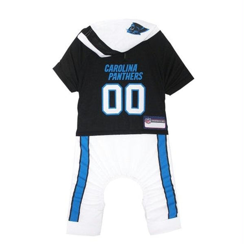 Carolina Panthers Pet Onesie
