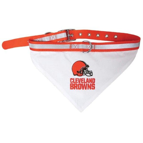 Cleveland Browns Pet Collar Bandana