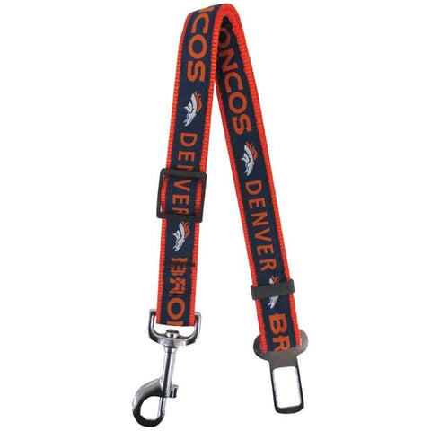 Denver Broncos Pet Seat Belt Restraint