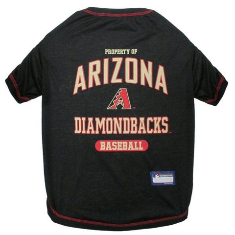 Arizona Diamondbacks Pet T-shirt - XL