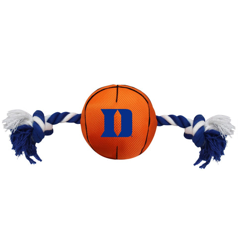 Duke Blue Devils Pet Nylon Basketball