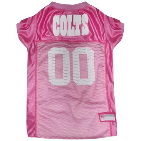 Indianapolis Colts Pink Pet Jersey