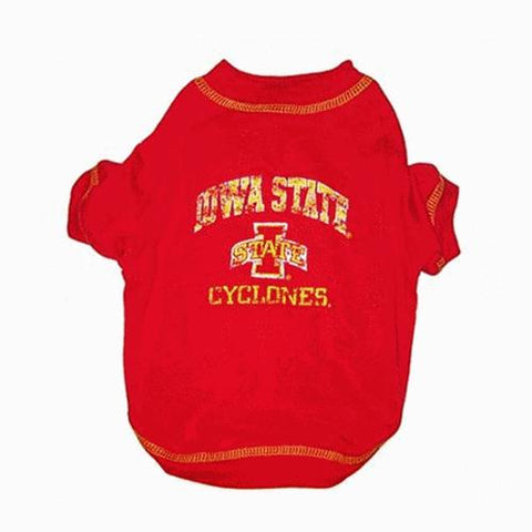 Iowa State Dog Tee Shirt