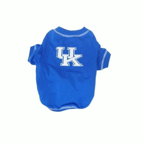 Kentucky Wildcats Dog Tee Shirt