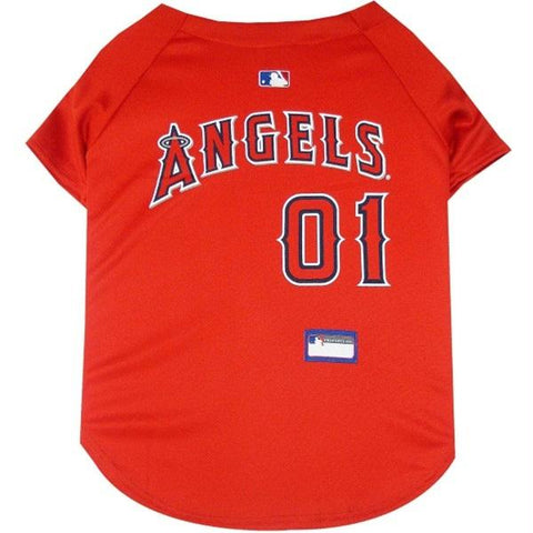 Los Angeles Angels Pet Jersey - XXL