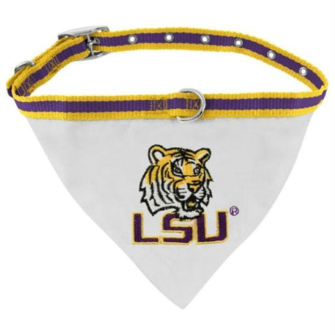 LSU Tigers Collar Bandana