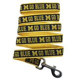 Michigan Wolverines Pet Leash