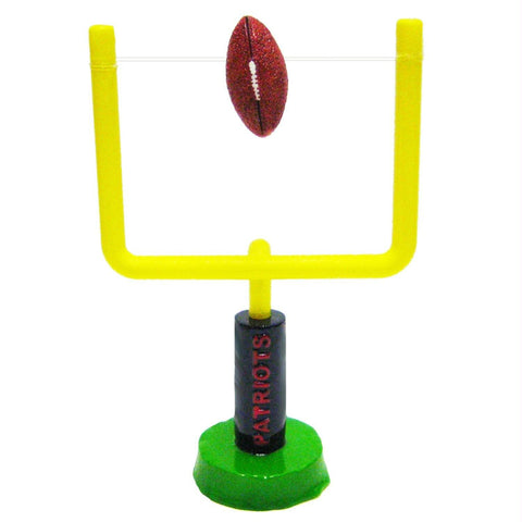 New England Patriots Goal Post Aquarium Tank Ornament