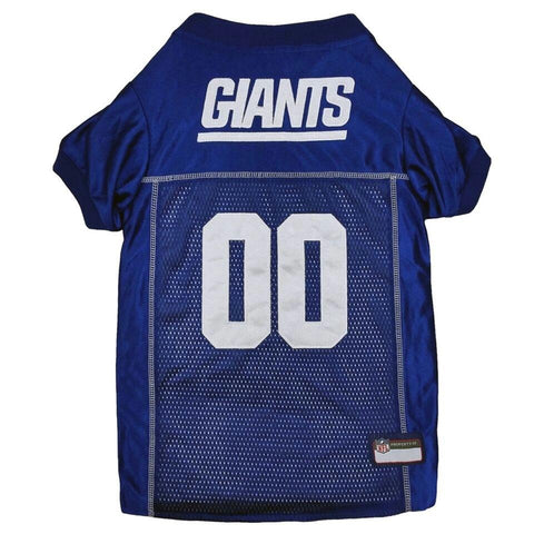 New York Giants Premium Pet Jersey