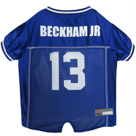 New York Giants Odell Beckham, Jr. #13 Pet Jersey