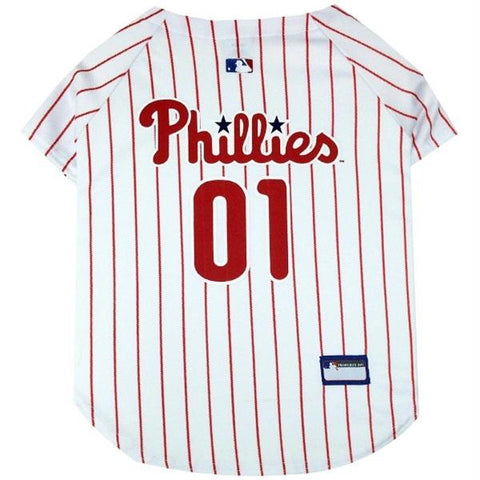 Philadelphia Phillies Pet Jersey - XXL
