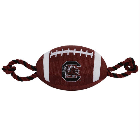 South Carolina Gamecocks Pet Nylon Football
