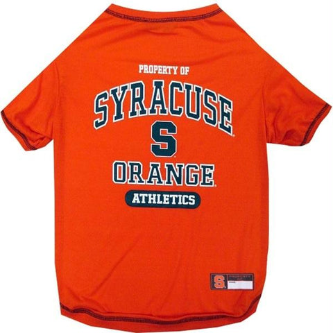 Syracuse Orange Pet T-Shirt