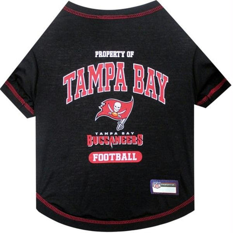 Tampa Bay Buccaneers Pet T-Shirt