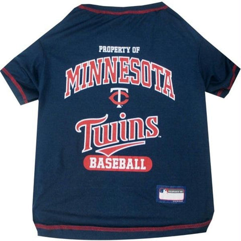 Minnesota Twins Pet T-shirt - XL