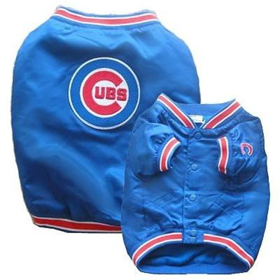 Chicago Cubs Dog Dugout Jacket
