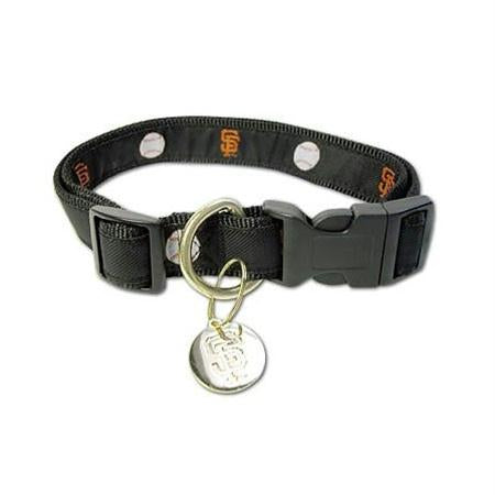 San Francisco Giants Alternate Design Dog Collar