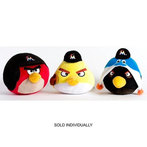 Miami Marlins Angry Birds