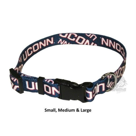UConn Huskies Nylon Collar