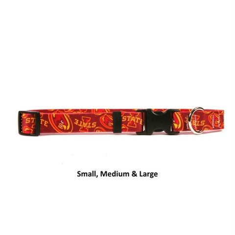 Iowa State Cyclones Nylon Collar