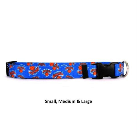 New York Knicks Nylon Collar