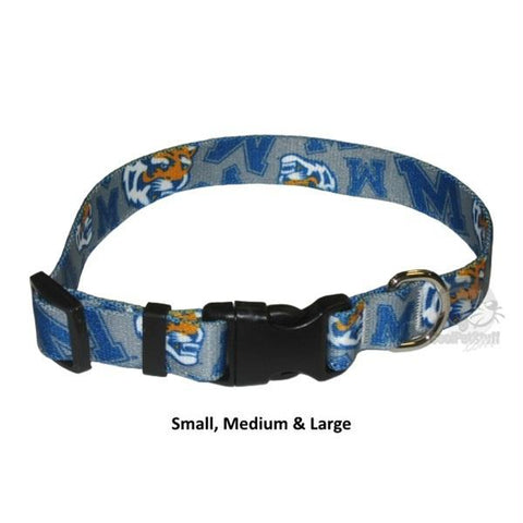Memphis Tigers Nylon Collar