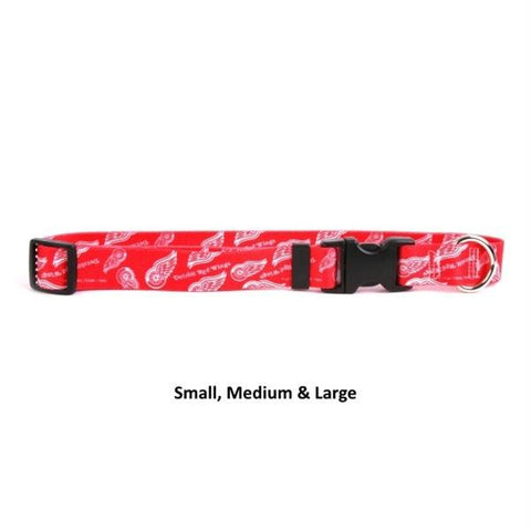 Detroit Red Wings Nylon Collar