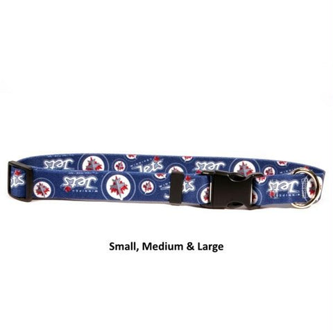 Winnipeg Jets Nylon Collar