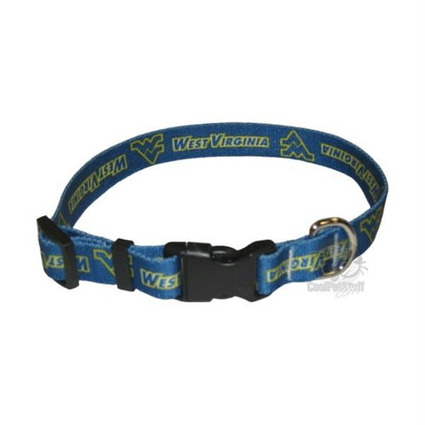 West Virginia Mountaineers Nylon Collar