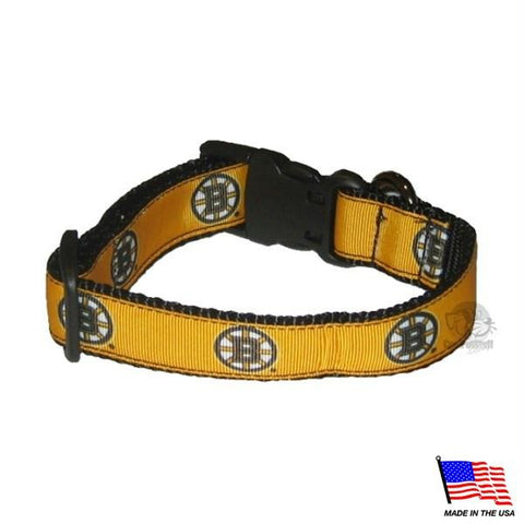 Boston Bruins Premium Pet Collar