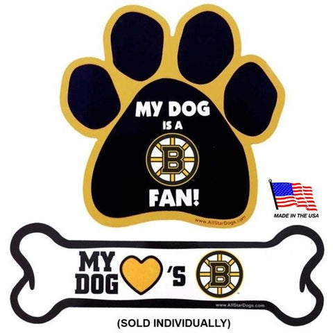 Boston Bruins Car Magnets