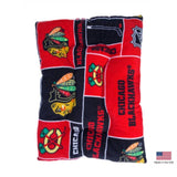 Chicago Blackhawks Pet Slumber Bed