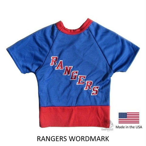 New York Rangers Premium Pet Jersey