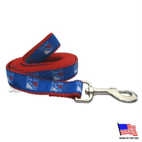 New York Rangers Premium Pet Leash