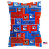 New York Rangers Pet Slumber Bed