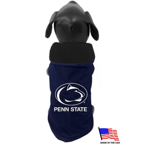 Penn State Weather-Resistant Blanket Pet Coat