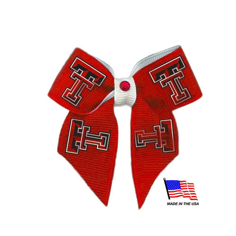 Texas Tech Red Raiders Pet Hair Bow