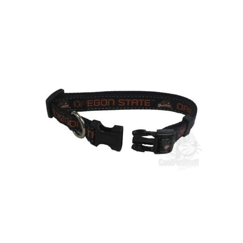 Oregon State Beavers Pet Reflective Nylon Collar