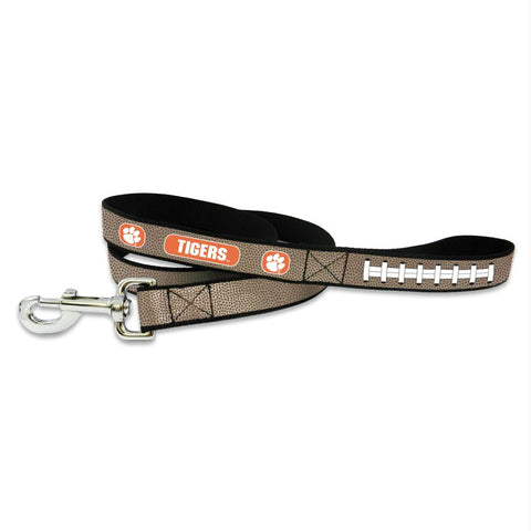 Clemson Tigers Reflective Football Pet Leash