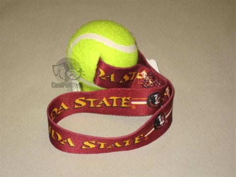 Florida State Tennis Ball Toss Toy